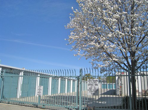 Commercial Storage in Mountain View