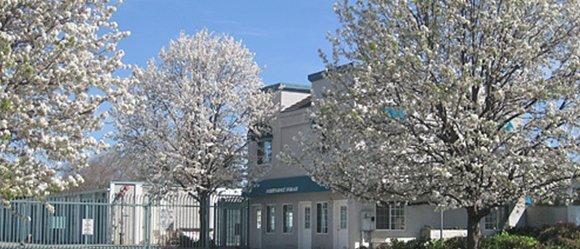 The Secure Storage facility in Palo Alto