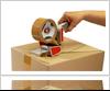 Sealed packing box