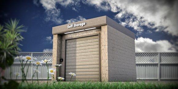 secure storage palo alto